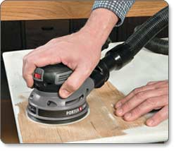 Black and Decker Porter-Cable 390K Low-Profile Random-Orbit Sander