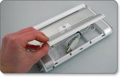 Rite Lite LPL900 Eight-LED Portable Desk Task Light