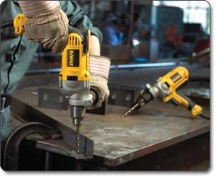 DEWALT (DWD210G) 1/2-Inch VSR Pistol-Grip Drill