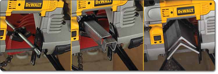 DEWALT Deep Cut Portable Band Saw