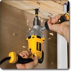 DEWALT (DWD215G) 1/2-Inch VSR Mid-Handle Grip Drill with Keyless Chuck