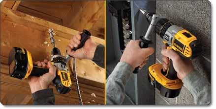 DEWALT (DCD940KX) 18-Volt 1/2-Inch Cordless XRP Drill/Driver Kit
