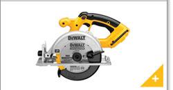 18-Volt DEWALT XRP Ni-Cad DCK655X Six-Tool Cordless Combo Kit