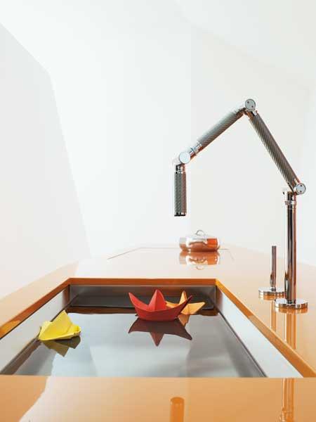Kohler K 6227 C11 Cp Karbon Articulating Deck Mount