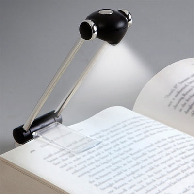 Captivating LightWedge Bookmark Light