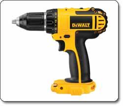 DEWALT DCD760B 1/2-Inch 18-Volt Cordless Compact Drill/Driver