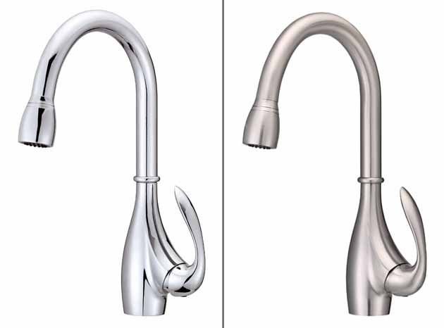 Chrome Finish Vs Stainless Steel Faucet Leaking Outdoor Faucet