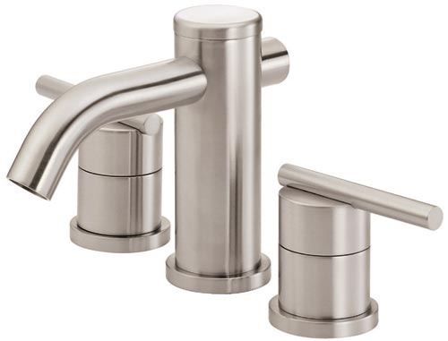 Danze D304058 Parma Two Handle Widespread Lavatory Faucet, Chrome ...