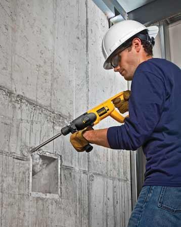 Dewalt D25023k 7 8 Inch Compact Sds Rotary Hammer Kit