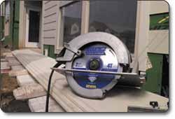 IrwinTools Polycrystalline Diamond Fiber Cement Circular Saw Blade