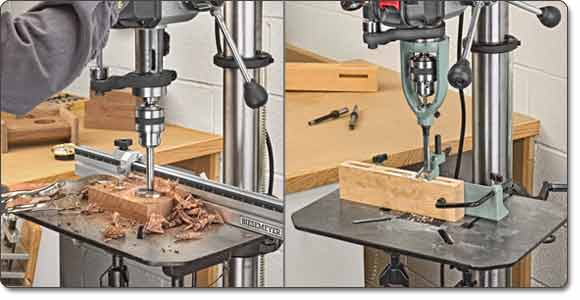 Delta 18-900L 18-Inch Drill Press Review