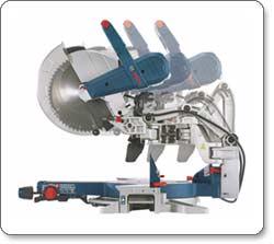 Bosch 12-Inch Dual-Bevel Glide Miter Saw