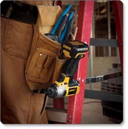 DEWALT 12-Volt Max 1/4-Inch Impact Driver Kit