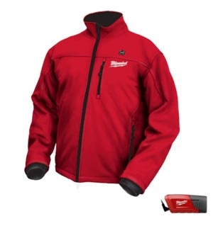 Milwaukee M12 Cordless Heated Jacket