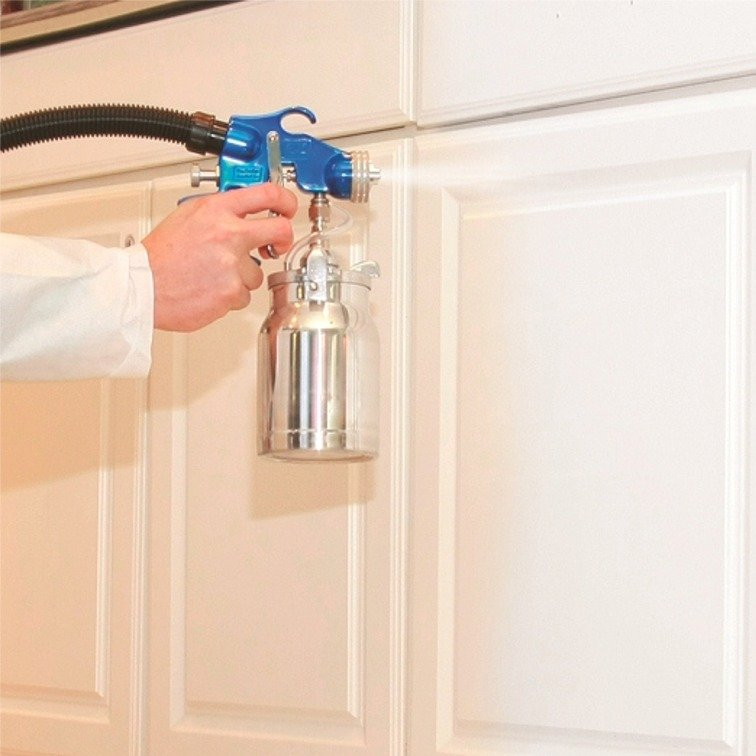 ... Hvlp Sprayer For Cabinets By Earlex Hv6900 Spray Station Hvlp Paint  Sprayer Hvlp ...