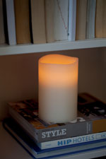 Energizer Flameless Wax LED Candle