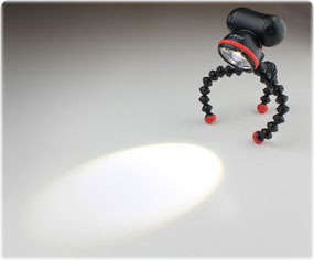 Gorillatorch Flare features a smooth, powerful beam