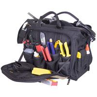 Best Seller CLC Custom LeatherCraft 1539 Multi-Compartment 50 Pocket Tool Bag