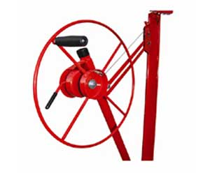 DPH11 Single Stage Winch