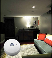 the ceiling light and path light are battery powered led lights with a. Black Bedroom Furniture Sets. Home Design Ideas