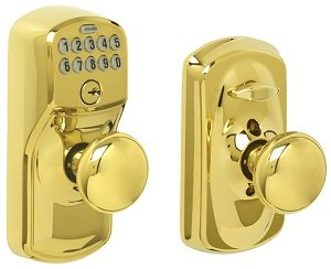 Schlage Fe595 Ply 505 Ply Plymouth Keypad Entry With Flex