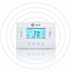 Schlage LiNK Trane Thermostat