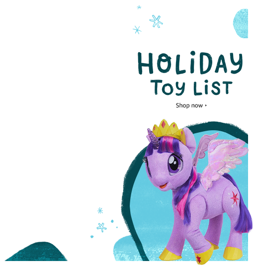Holiday Toy List - Shop now