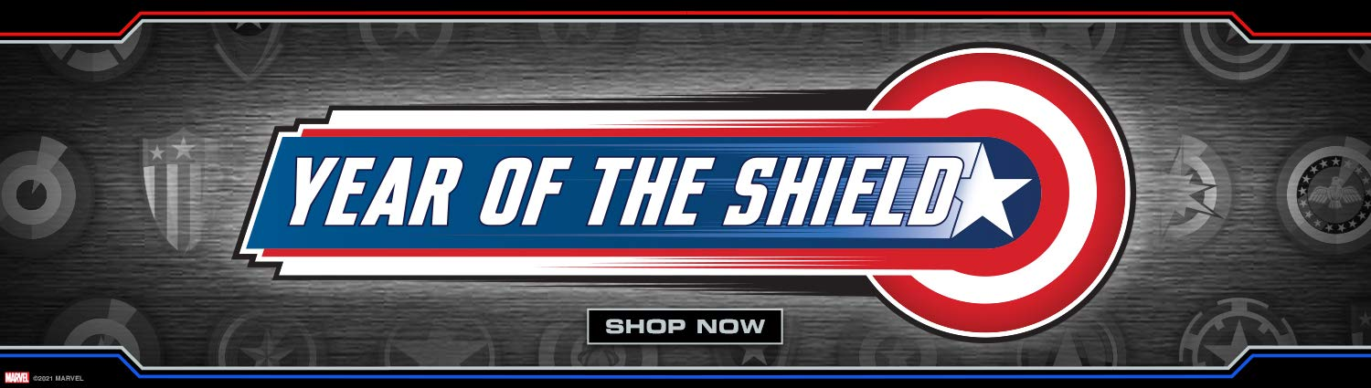 Shop Year of the Shield