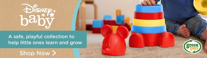 Green Toys™ + Disney Baby®