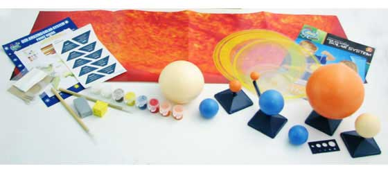 Slinky Solar System Kit - Pics about space
