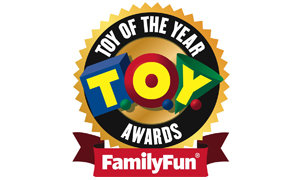 Family Fun Toy of the Year Award Winner!