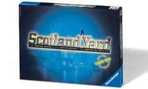 Scotland Yard - Hunting Mister X®!
