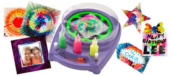 paint spinner machine
