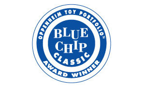 Oppenheim Toy Portfolio Blue Chip Classic Award Winner.