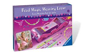 Amazon Com Ravensburger Bead Magic Weaving Loom Ravensburger
