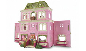 Grand Dollhouse Front