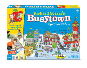 Busytown Eye Found it!