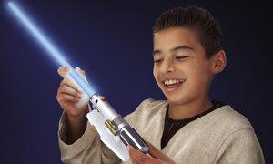 Construct a lightsaber