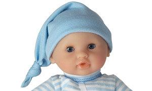 Amazon Com Corolle Mon Premier Calin Sky Baby Doll Toys