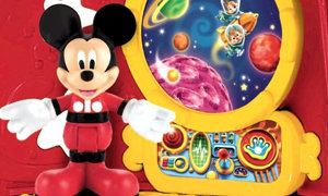 Amazon.com: Fisher-Price Disney's Mickey Mouse Space ...