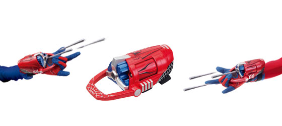 Amazon.com: Spider Man Rapid-Fire Web Shooter: Toys & Games