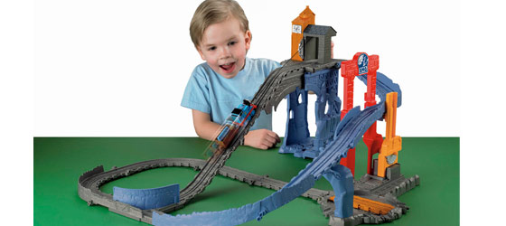 Amazon Thomas Friends Fisher Price The Great Quarry Climb