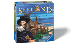 Players strive to harvest the most crops, using windmills to take back land from the sea.