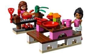LEGO Friends Adventure Camper