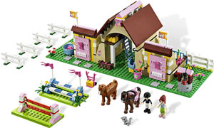 LEGO Friends Heartlake Stables