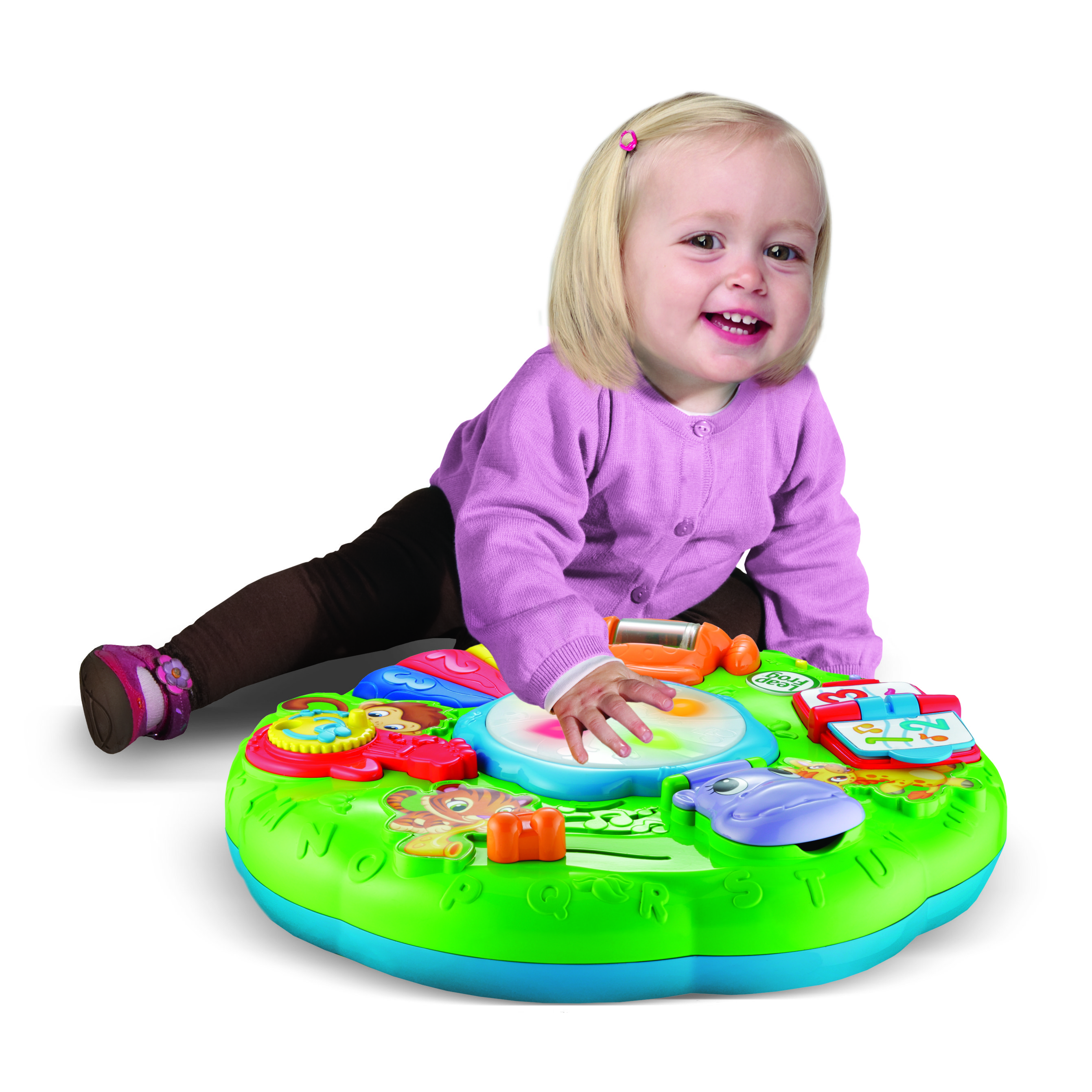 Amazon LeapFrog Animal Adventure Learning Table Toys & Games