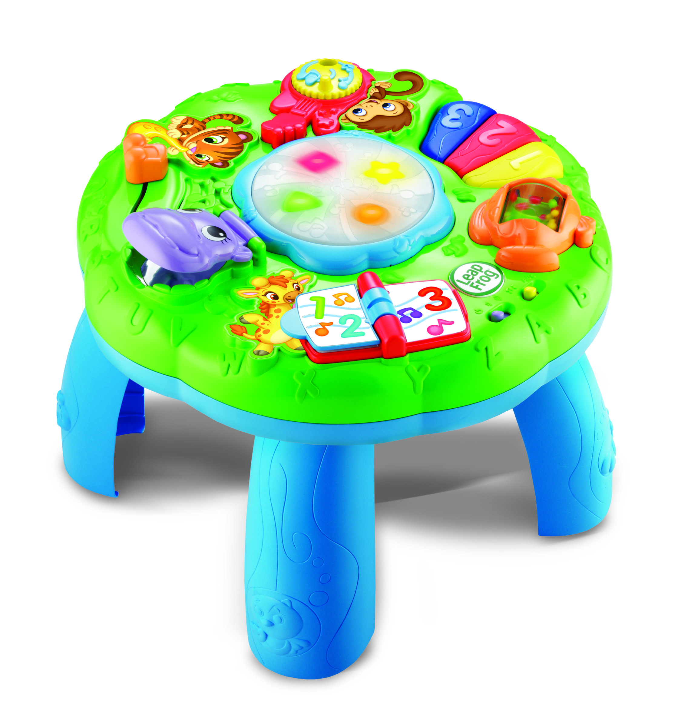 Amazon LeapFrog Animal Adventure Learning Table Toys Games