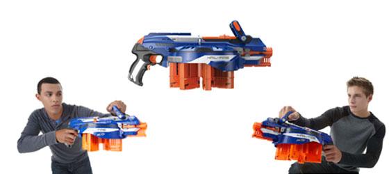 Acceleration Trigger!