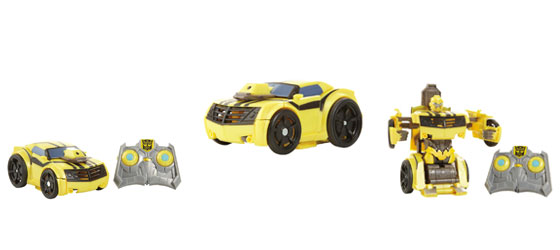 ultimate bumblebee instructions car to robot