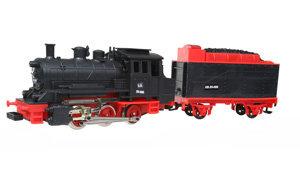 Smokestack Express Train Set